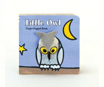 Little Owl Fingerpuppet