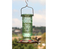 Vintage Hummingbird Feeder