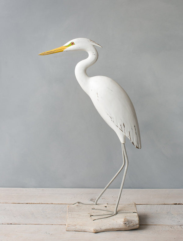 Egret Great