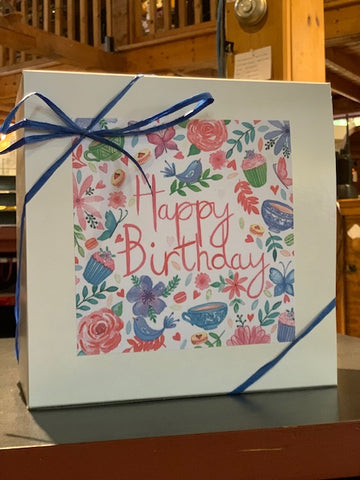 Create a Bell Farm Birthday Gift Box!