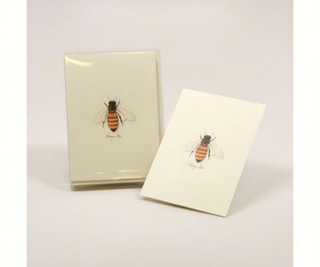 Bee Boxed Cards
