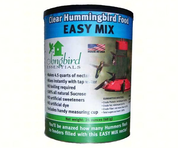 Clear Hummingbird Nectar EZ Mix