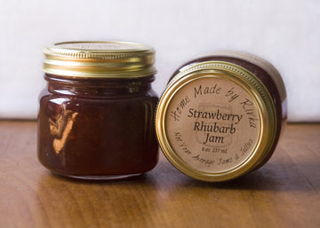 Jam Strawberry Rhubarb