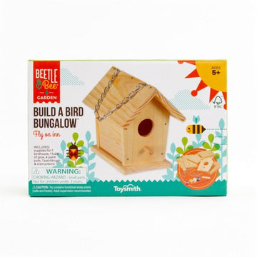 Build Bird House