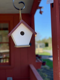 Poly Wren Bird House