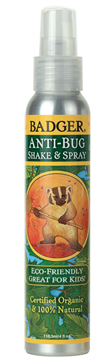 Anti-Bug Shake & Spray 4oz