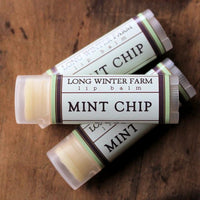 Mint Chip Lip Balm
