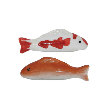 "2 3/4"" Floating Fish for Birdbath"