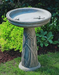 Dragonfly Birdbath - PRE ORDER - ARRIVES EARLY MARCH 2021