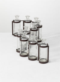 Ten Bottle Vase