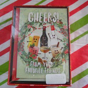 Cheers Boxed Cards