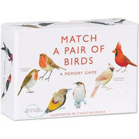 Bird Matching Game