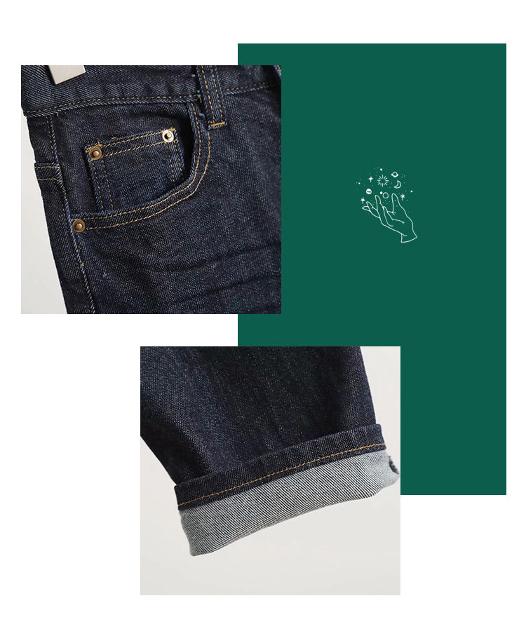 Load image into Gallery viewer, Venus Denim Jeans // Dark