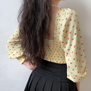 French Gooseberry Yellow Top