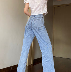 Load image into Gallery viewer, Esma Wide Leg Jeans