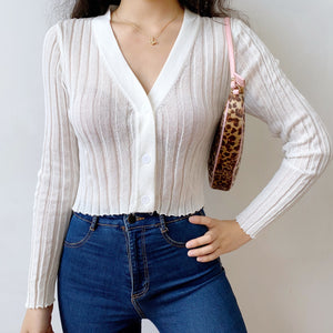 Cocktail Lover Knit Cardigan