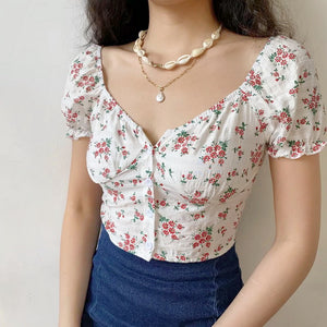 Oh So Lovely Bustier Top - Pellucid