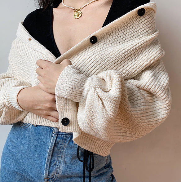 Imogen Cable Knit Cardigan