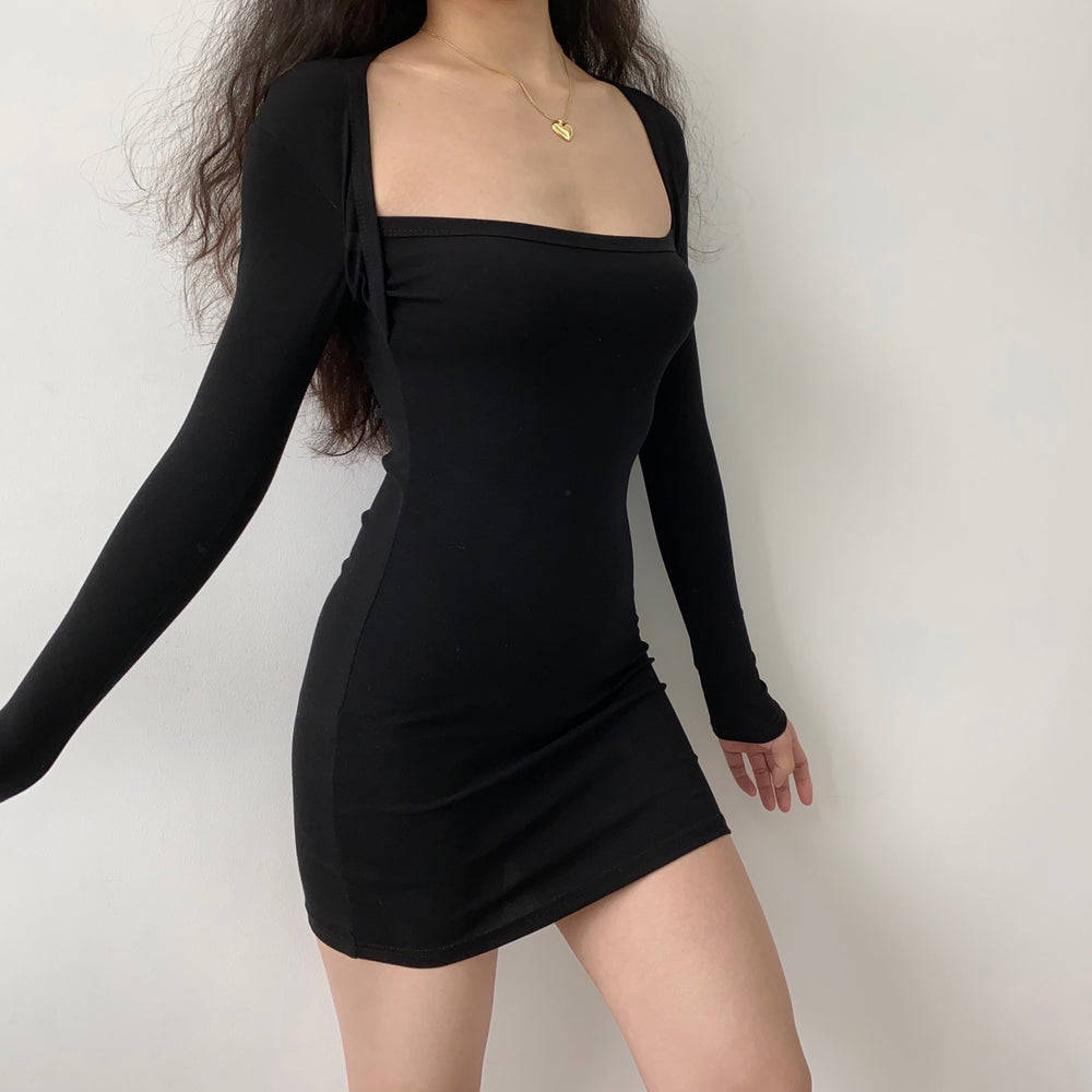 Dual Little Black Dress