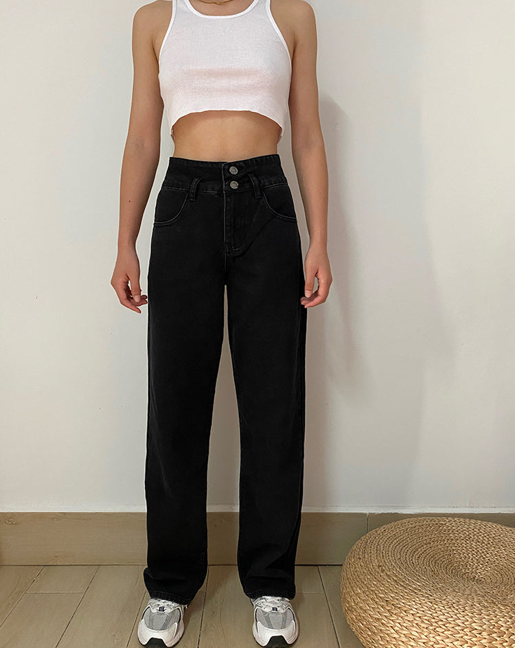 Amore Wide Leg Jeans