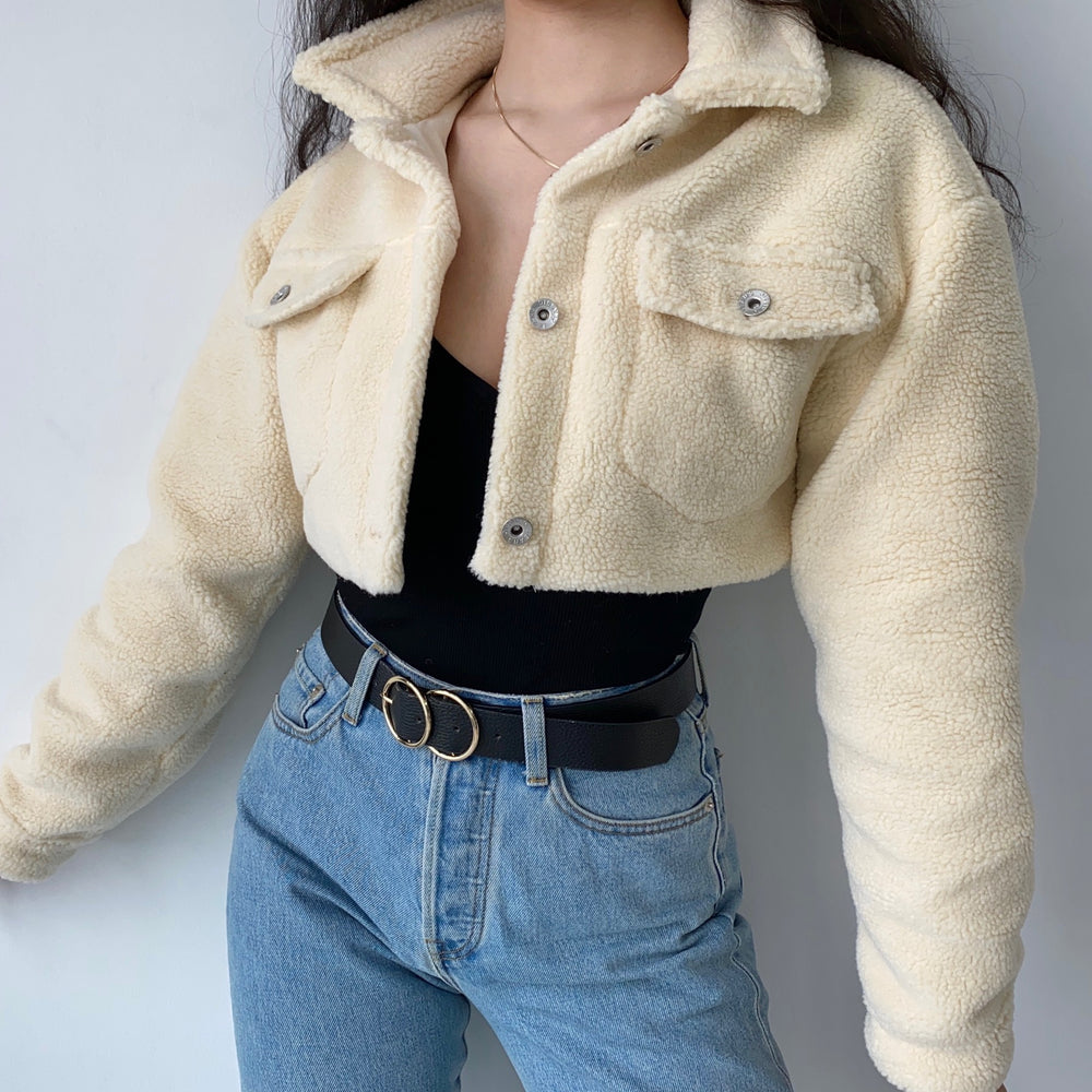 Polly Lambswool Jacket