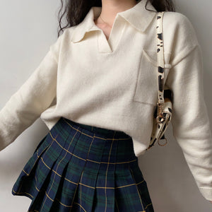 All Casual Short Pullover