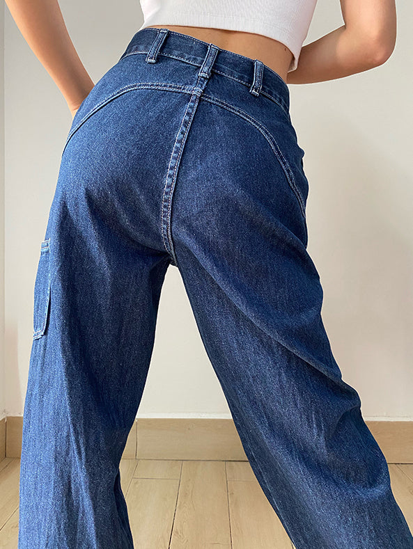 Retro Builder Baggy Jeans