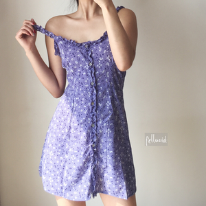Load image into Gallery viewer, Violet Dress - Pellucid