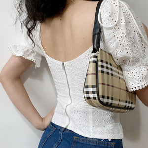 Classical Anglaise Bustier Top [Handmade] - Pellucid
