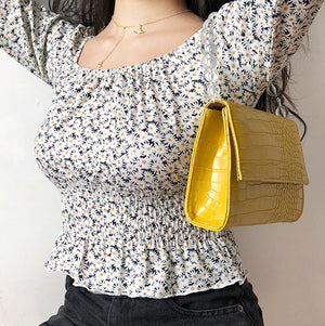 The Maria Bag [Handmade] - Pellucid