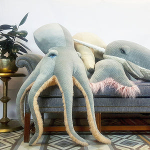 Plush Sea Creatures