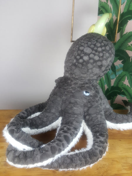 Octopus Stuffed Animal Plush Sea Creature