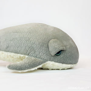 Whale Plush Sea Creature Stuffed Animal