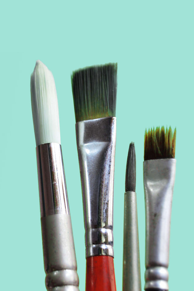 Brushes & Sponges