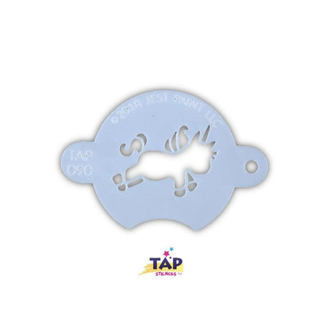 TAP Stencil Little Unicorn 090