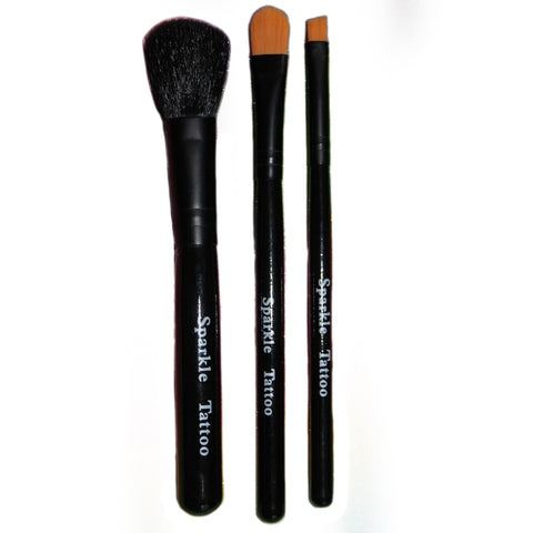 Sparkle Tattoo Brush Set