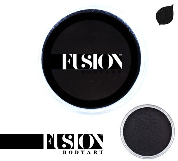 fusion strong black
