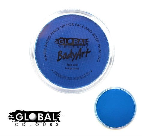 Global Colors Paint- Neon Blue 32g