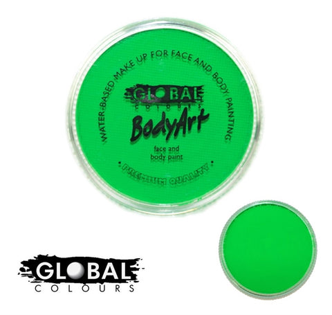 Global Colors Paint- Neon Green 32g