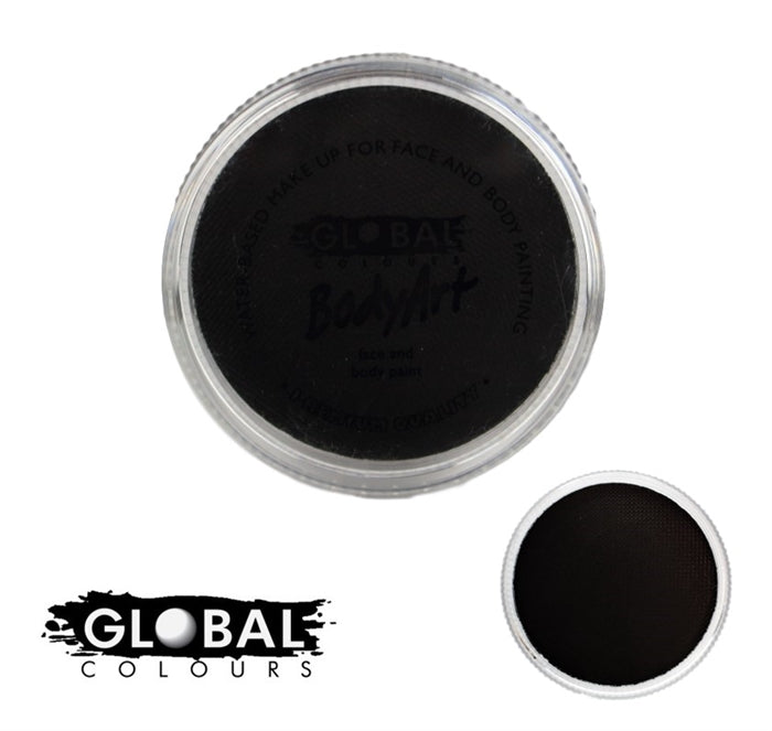 black face paint by global