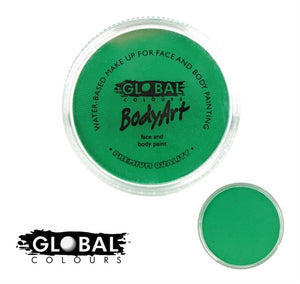 global fresh green face paint