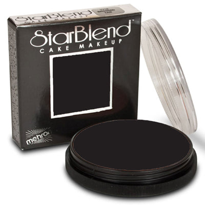 Mehron Starblend Powder Face Paint - Black 56g