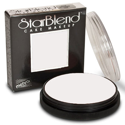 Mehron Starblend Powder Face Paint - White 56g