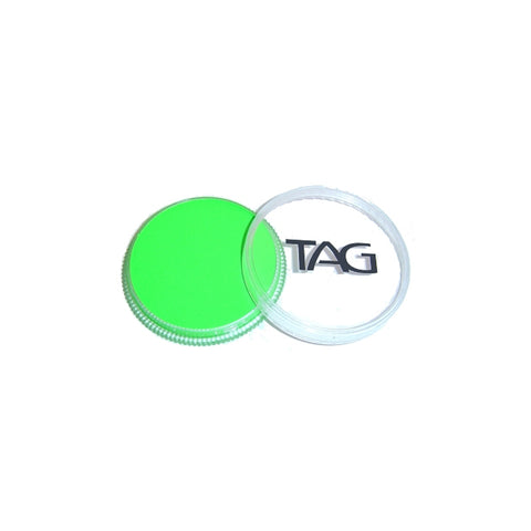 TAG Neon Green Face and Body Paint 32G