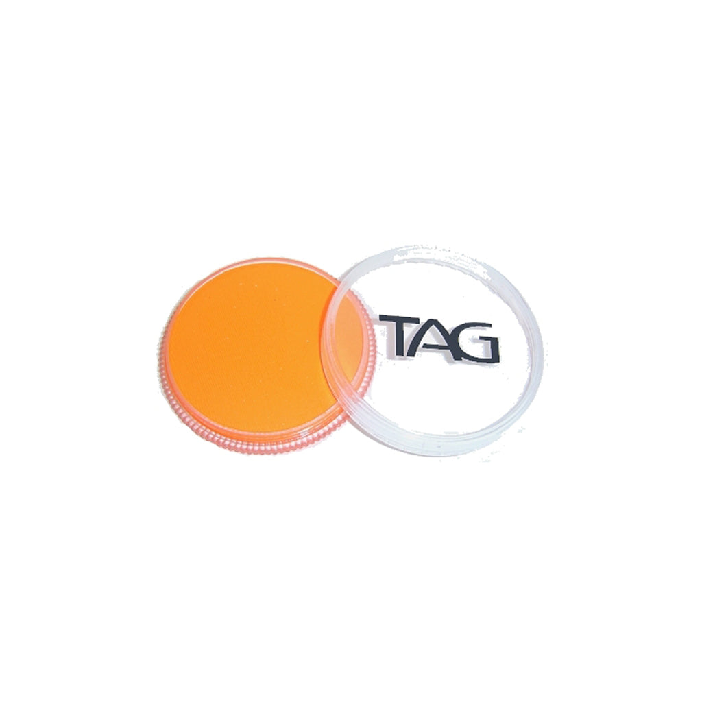 TAG Neon Orange Face and Body Paint 32g