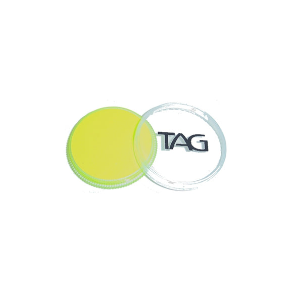 TAG Neon Yellow Face and Body Paint 32g