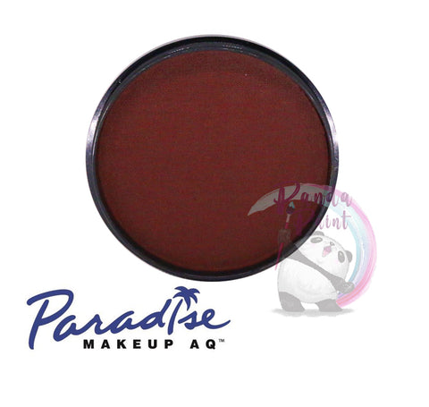 Mehron Paradise AQ Makeup - Red- 40g