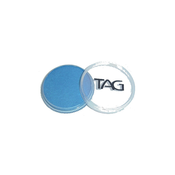 TAG Pearl Blue Face and Body Paint 32g
