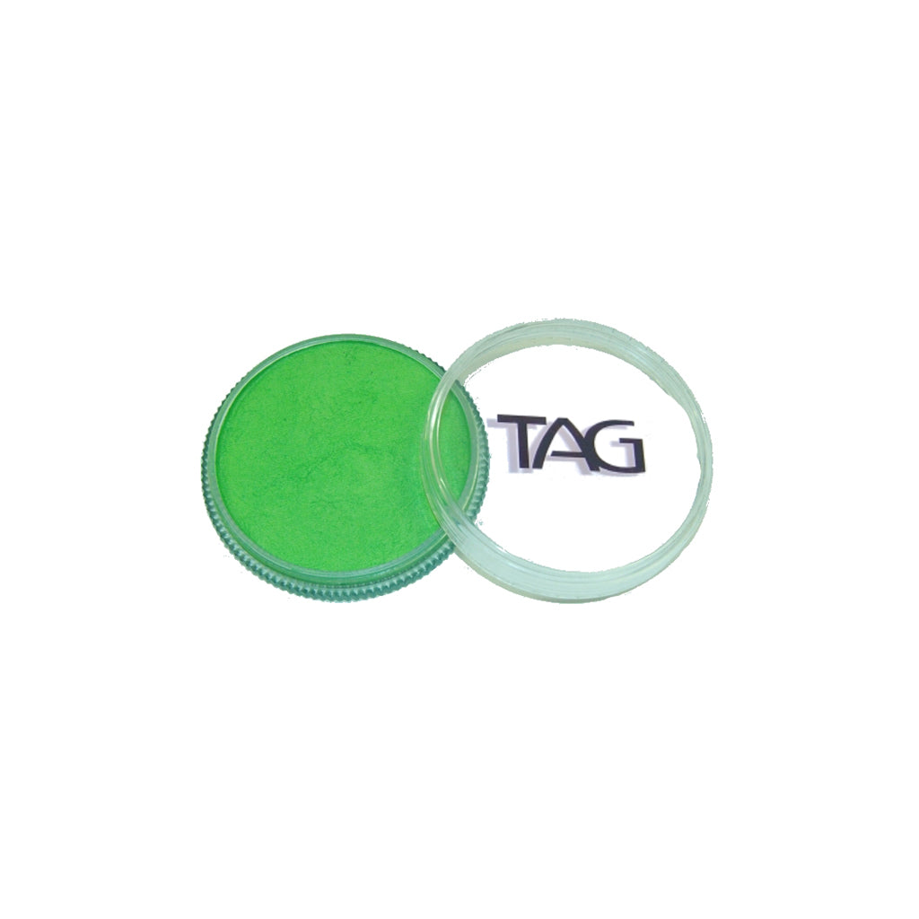 TAG Pearl Lime Green Face and Body Paint 32g