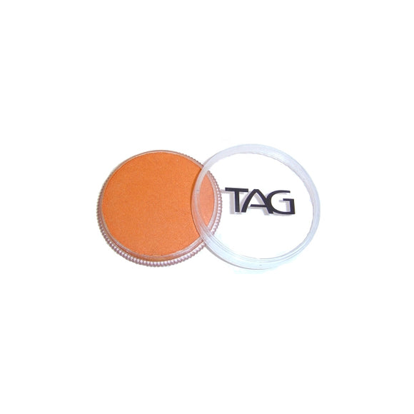 TAG Pearl Orange Face and Body Paint 32g